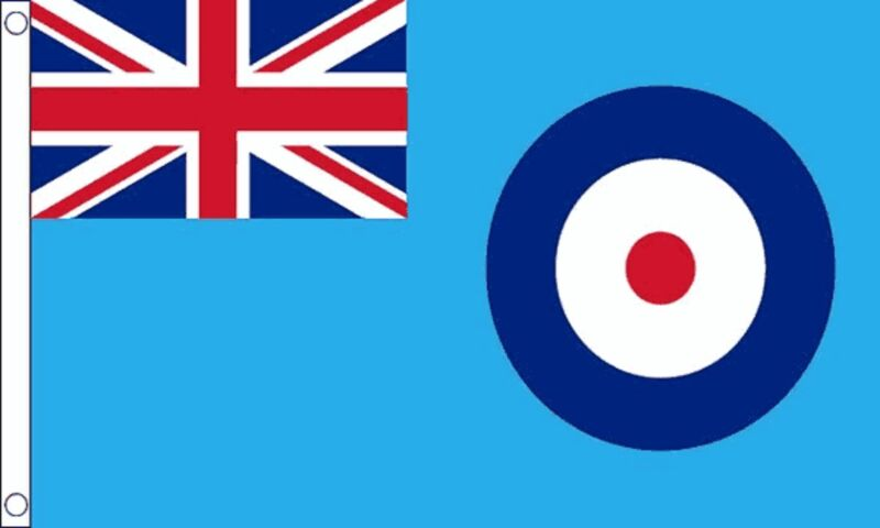 Royal Air Force RAF Ensign 5