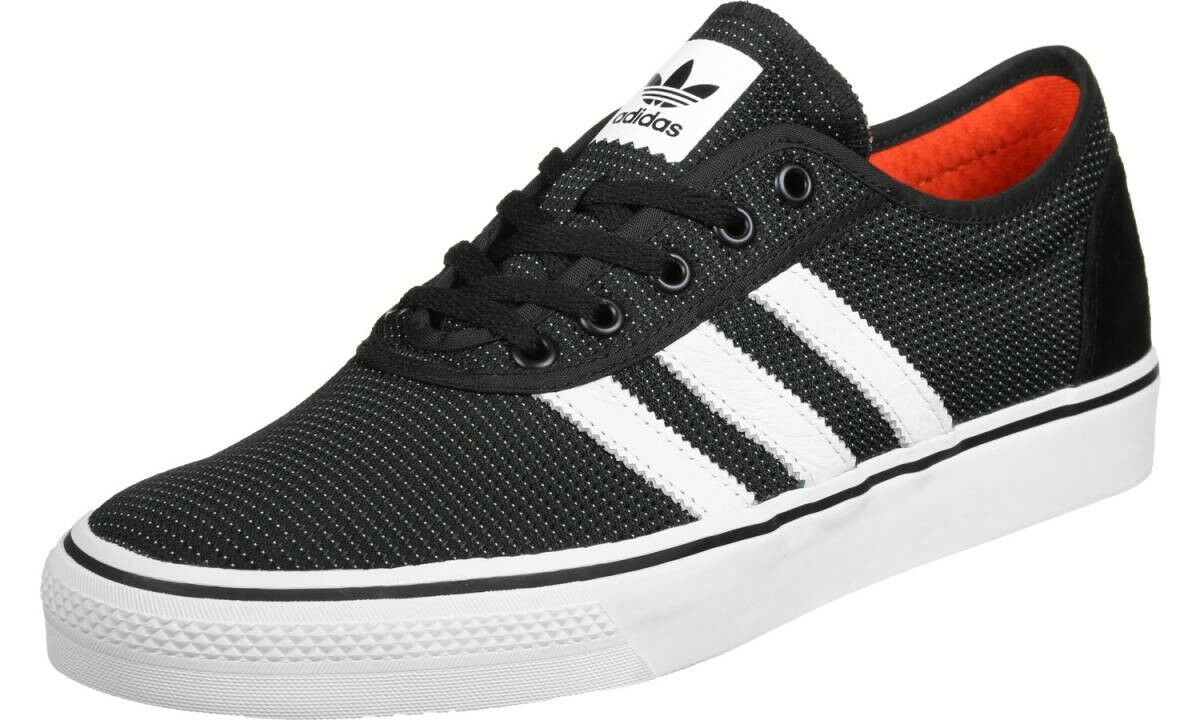 Adidas ADI-EASE Herren Sneaker Skater Schuhe Shoe daily varial low schwarz/weiss