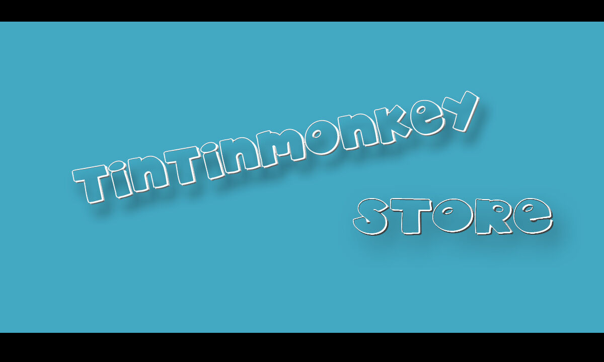 TinTinMonkey Store