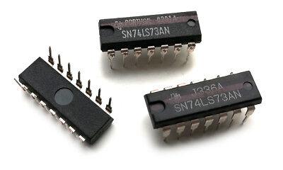 Sn74ls73an Dual Jk Negative Edge-triggered Flip-flop 74ls73 Ic 2 Pieces
