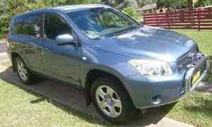 2006 Toyota RAV4 Wagon Armidale Armidale City Preview