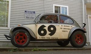 LOOKING FOR BAJA BEETLE / BUG