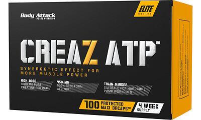 (20,07 Euro/100g) Body Attack - CREAZ ATP - 100 Kapseln online kaufen