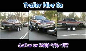 Car Trailer Hire From $45.00 Ipswich Ipswich City Preview