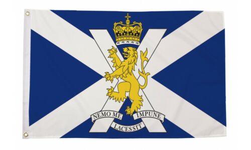 Royal Regiment Of Scotland Military Flag Ensign Standard Infantry Scots UK