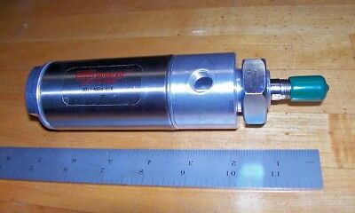 1-34 Bore X 1-12 Stroke Silverair Cylinder Aro Ss Pneumatic