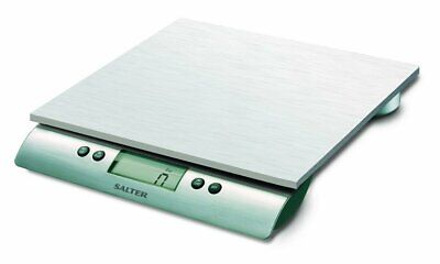 Aquatronic Digital Kitchen Scale (Salter Glass Aquatronic 22LB Electronic Digital Measuring Kitchen Scale )