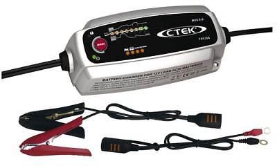 CTEK MXS 5.0 Batterieladegerät 12V 5A Motorrad PKW 56-305
