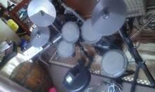 Legacy 8 peice digital drum set Blackwater Central Highlands Preview