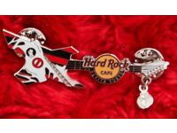 Hard Rock Cafe Seattle Pinvana 2019 Magnet Bottle Opener Sea Goddess