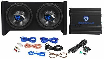 Rockville RV8.2A 800 Watt Dual 8
