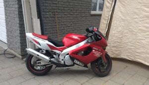 Yamaha R1 Thunderace Trade for??