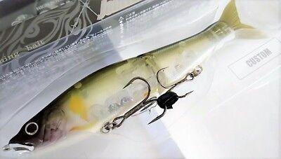 Gan Craft Jointed Claw 148 F Floating #U-12 Satsuki Ayu New G4