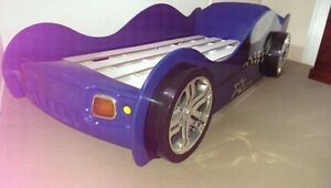 Kids racing car bed Elanora Gold Coast South Preview