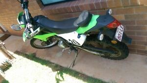 Kawasaki klxr250s 2012 Caboolture Caboolture Area Preview