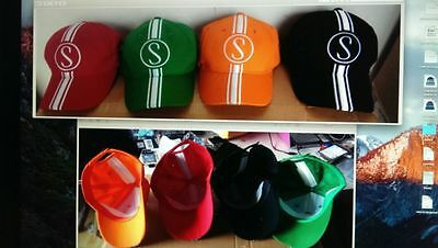 Schwinn Stingray HATS baseball Caps krate Peapicker Orange Apple Grey Ghost SAVE