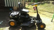 ride on lawn mower Blackstone Ipswich City Preview