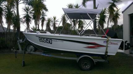 Stessco Catcher 430FL 2011 Kewarra Beach Cairns City Preview