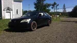 2005 civic coupe  $1900 OBO. Want gone asap