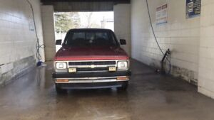 92 S10, Project truck