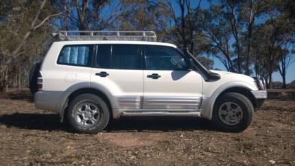 2000 Mitsubishi Pajero Wagon | Heaps of Extras Raywood Loddon Area Preview