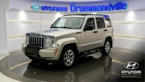JEEP LIBERTY LIMITED 2008 4X4 + 81 599 KM + NAVI + CONVERTIBLE +