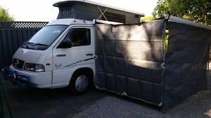 Mercedes Diesel Motor Home/Camper Adventure awaits! Nedlands Nedlands Area Preview