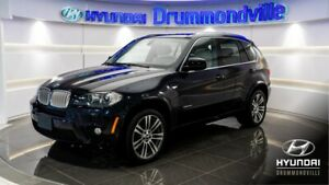 BMW X5 2011 50i X-DRIVE + M PACK + GARANTIE + DVD + EXECUTIVE +