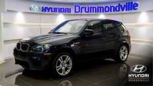 BMW X5M 2011 X-DRIVE + GARANTIE + NAVI + TOIT PANO + KEY LESS +
