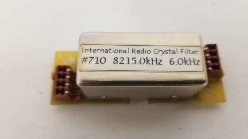INRAD #710 8215.0kHz 6.0 KHz AM Filter