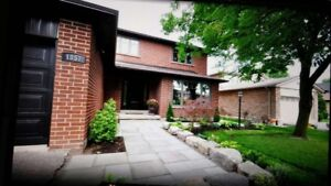 Great 4bedr Upper House available-Mississauga Prestigious Area