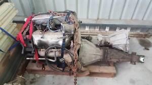 Nissan 300ZX Z31 Engine (3.0 L VG30E V6) Dungog Dungog Area Preview