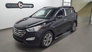 2014 Hyundai Santa Fe Sport 2.0 T Premium AWD, cuir, toit pano N