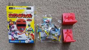 Japanese Power Rangers toys & wrapped candy rare anime manga Turramurra Ku-ring-gai Area Preview