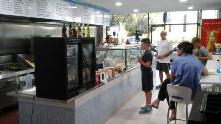 Fish & Chips Shop - Seafood - Burgers - Residence Attached