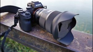 LOOKING TO TRADE SONY SIGMA 24 1.4 FOR 35 1.4