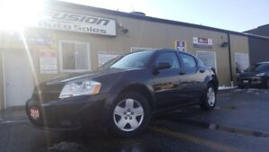2010 Dodge Avenger -SE-LOADED-FUEL EFFICIENT & SPORTY