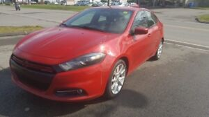 2013 Dodge Dart RALLY TURBO