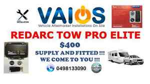 REDARC TOW PRO ELITE - SUPPLY AND FITTED $400 Brisbane City Brisbane North West Preview