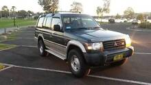 Fully equipped backpacker Mitsubishi Pajero Drummoyne Canada Bay Area Preview