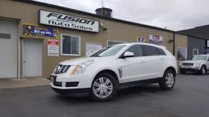 2014 Cadillac SRX FACTORY WARRANTY-TOUCH SCREEN-HEATED LEATHER S