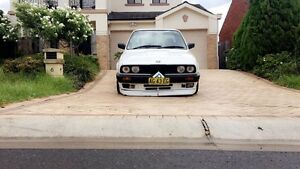 Bmw e30  1990 Slightly neg Rooty Hill Blacktown Area Preview