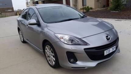 2012 Mazda 3 SP25 - 6Spd Manual - Full Luxury - REG+RWC+WARRANTY!