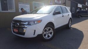 2014 Ford Edge NO HST 1 WEEK ONLY-REAR PARK SENSORS-SYNC-LOADED