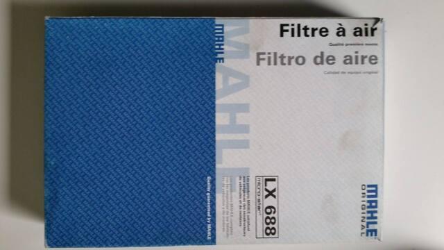 Luftfilter Mahle LX 688 passend für VW Sharan Seat Alhambra Ford Galaxy