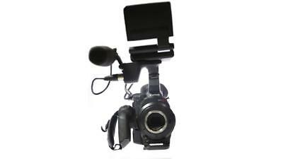Canon EOS C300 Pro Camcorder and SKB case with custom foam cutout (EF Mount)