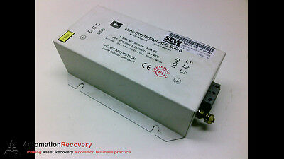 SEW EURODRIVE NF 008-503 POWER SUPPLY 3X 520V AC 50-60HZ 3X8A AC