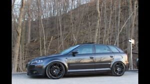 2007 Audi A3 S-LINE Tastefully Modified