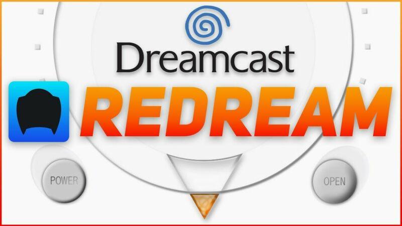 Dreamcast Redream games PC USB rom retro classic system