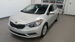 2014 Kia Forte LX, bluetooth, A/C ONE OWNER